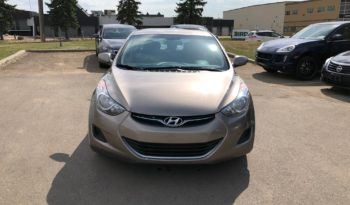 2012 Hyundai Elantra GL full