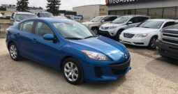 2013 Mazda Mazda3 GX, Remote-Starter
