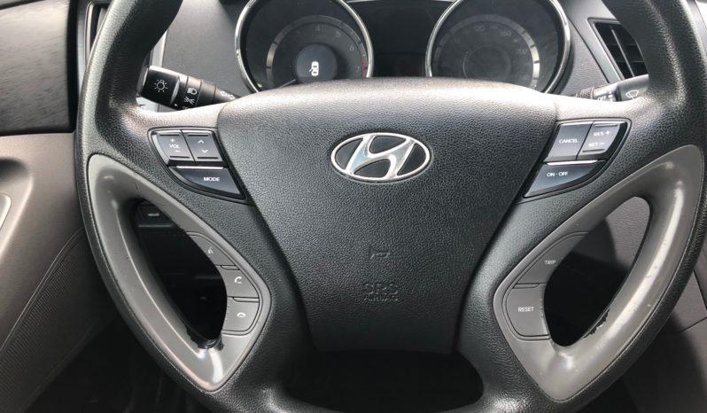 2011 Hyundai Sonata GL full
