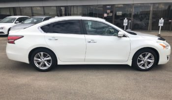 2014 Nissan Altima 2.5 SL, Backup Camera, Remote-Starter, Tires full