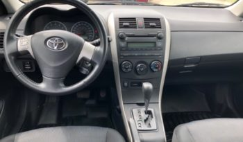 2009 Toyota Corolla S full