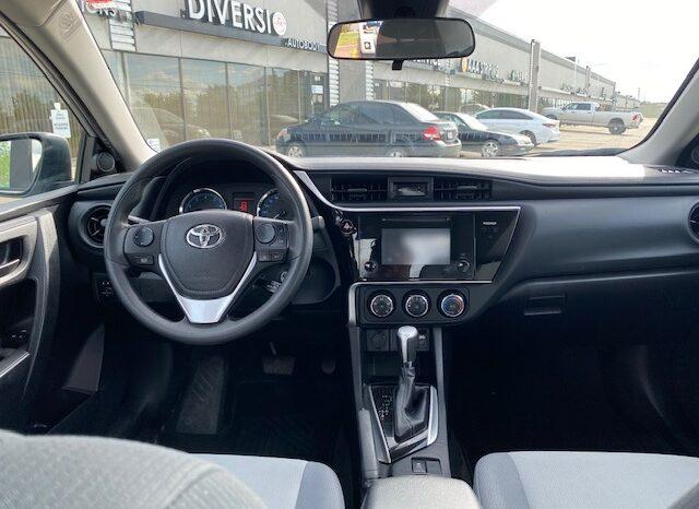 2017 Toyota Corolla CE full