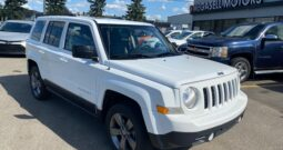 2015 Jeep Patriot High Altitude 4×4 Fully Loaded