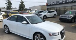 2016 Audi A4 Technik Plus S- Line